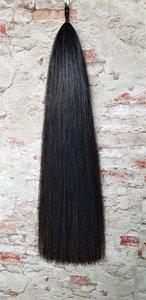PEX inzetstaart zwart, 82 cm zwaar